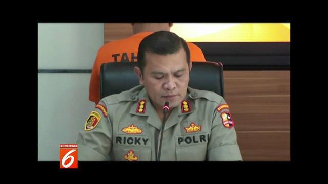 Polisi tangkap YM, penyebar hoaks percakapan Tito Karnavian dan Luhut Pandjaitan tentang skenario menjerat Kivlan Zen.