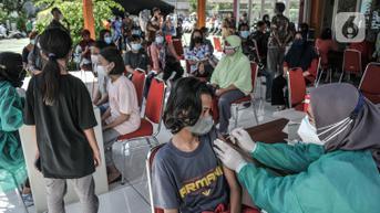 24 September 2021: Kasus COVID-19 Global 231,3 Juta, Indonesia Nomor 4 di Asia