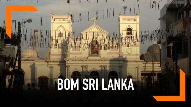 Pemerintah Sri Lanka menyebut pelaku pemboman yang menewaskan ratusan jiwa berasal dari kalangan menengah dan berpendidikan tinggi.
