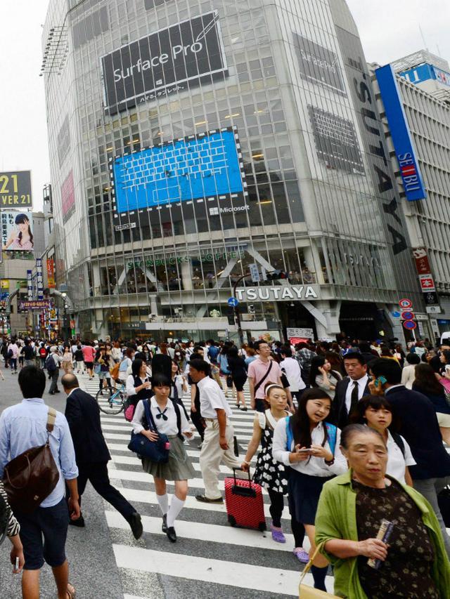 Pekerja Di Jepang Benci Cuti Dan Hari Libur Lifestyle Liputan6 Com