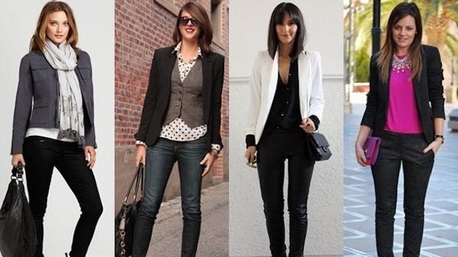 6 Padu Padan Blazer Buat Kesan Profesional Saat Di Kantor Fashion