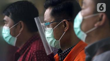 FOTO: Mantan Mensos Juliari P Batubara Kembali Jalani Pemeriksaan KPK