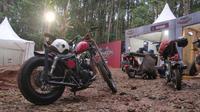 Suryanation Ridescape menggabungkan konsep riding dan camping. (ist)