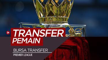 Berita video aktivitas transfer pemain jelang penutupan bursa transfer Januari pada Kamis (31/1/2019).