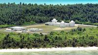 Pulau Diego Garcia di British Indian Ocean yang sangat rahasia (Sumber foto: Travelguide)