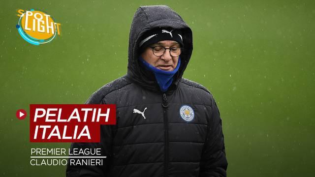 Berita video spotlight kali ini membahas tentang lima top Italia yang pernah menjadi pelatih klub Premier League.