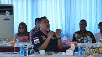 Anggota Komisi III DPR RI, Hasrul Azwar Harahap berharap pemerintah memprioritaskan pembangunan 3 Kantor Imigrasi yang ada di Sumut.