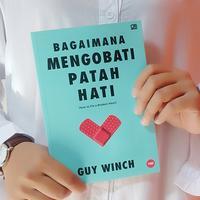 Buku Mengobati Patah Hati./Copyright Endah