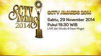 SCTV Awards 2014 kali ini akan hadir dengan kejutan baru yaitu dihiasi wajah-wajah muda Indonesia.