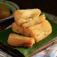 ilustrasi singkong goreng/photo copyright by Rembolle Shutterstock