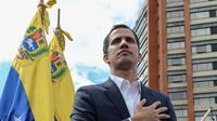 Pemimpin oposisi Venezuela, Juan Guaido (AFP/Federico Parra)