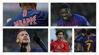 Joao Felix masuk daftar lima pemain termahal dunia. (Foto: AFP-AP-Istimewa).