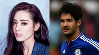 Alexandre Pato - Dilraba Dilmurat (The Movie Database dan IBTimes UK)
