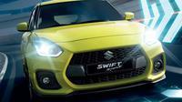 Suzuki resmi mendaratkan Swift Sport untuk pasar Singapura