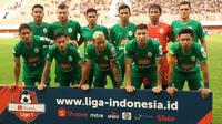 Skuat PSS di Liga 1 2019. (Bola.com/Vincentius Atmaja)