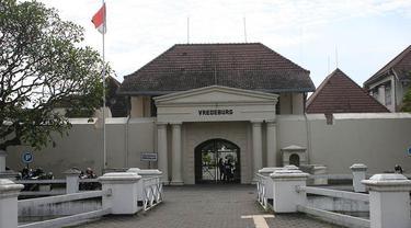 Pesona Benteng Vredeburg,Bukti Perjuangan Indonesia di Yogyakarta