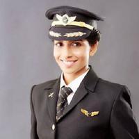 Anny Divya (30) pilot perempuan termuda yang menerbangkan Boeing 777 (Instagram/anny_divya)