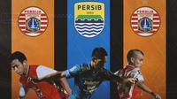 Piala Menpora -  Osvaldo Haay, Frets Butuan, Riko Simanjuntak (Bola.com/Adreanus Titus)