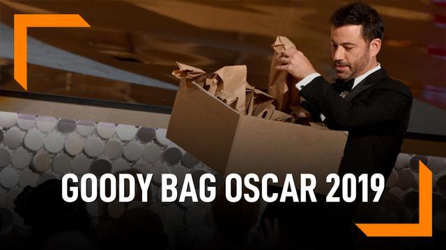 Ini Isi Goody Bag Oscar 2019, Mewah