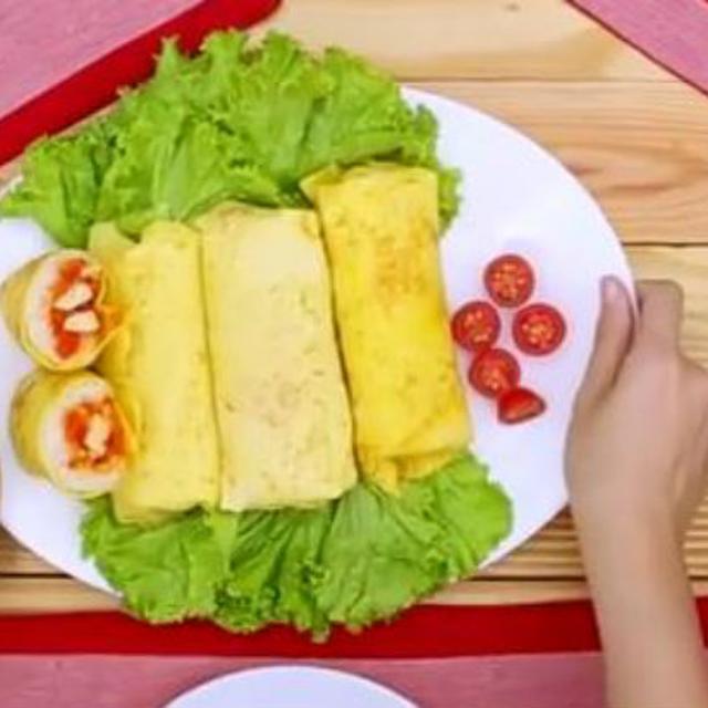 Cek 10 Faktor Agar Telur Dadar Bisa Mengembang Sempurna - Lifestyle