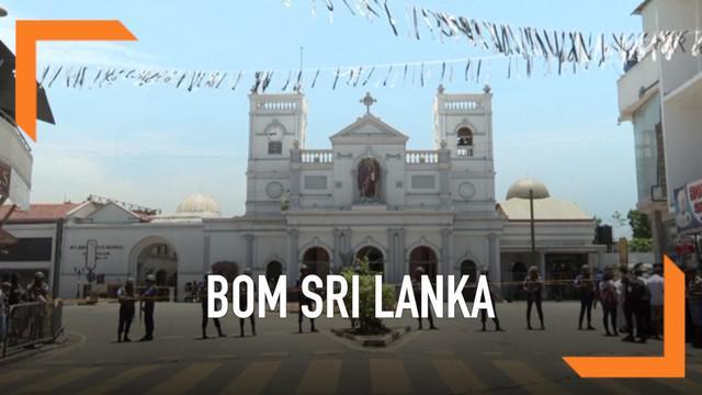 Pemerintah Sri Lanka menetapkan status darurat negaranya usai diguncang teror bom di beberapa titik.