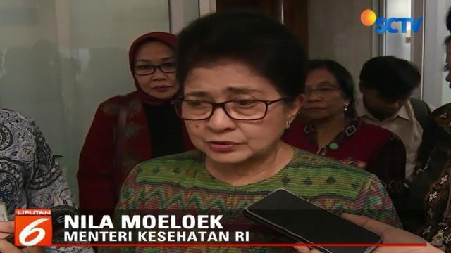 Kementerian Kesehatan mengklaim imunisasi Measles-Rubella (MR) yang digelar secara serentak di seluruh wilayah Indonesia baru mencapai sekitar 62 persen.