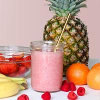 Minum jus ini untuk agar daya tahan tubuh tetap kuat di musim peralihan seperti ini. (Foto: unsplash.com)
