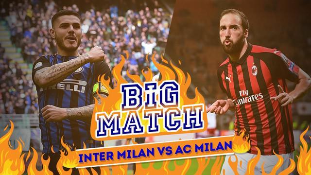 Berita Video Derby Milan, Inter Milan Waspadai Kebangkitan AC Milan