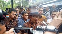 Gubernur Ridwan Kamil saat peresmian program OVOC di Garut (Liputan6.com/Jayadi Supriadin)