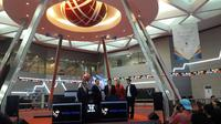 PT Royal Prima Tbk resmi melantai di Bursa Efek Indonesia (BEI) pada Selasa (15/5/2018). (Bawono/Liputan6.com)