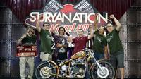Banyak keseruan yang terjadi di Grand Battle Suryanation Motorland Surabaya. Apa saja?