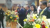 Badan Pemeriksa Keuangan (BPK) RI meresmikan ASEAN Supreme Audit Institutions (ASEANSAI) Secretariat Office.(Dok Merdeka.com)