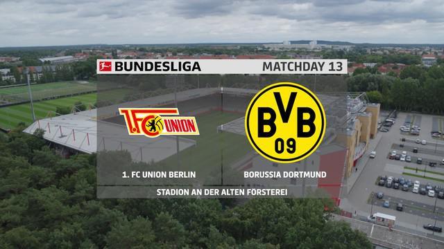 Berita video, Borussia Dortmund menelan kekalahan 1-2 di markas Union Berlin