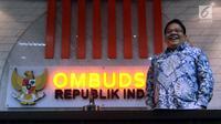 Anggota Ombudsman Adrianus Meliala usai memaparkan hasil kajian terkait senjata api di Jakarta, Selasa (22/1). Ombudsman menemukan potensi maladministrasi dalam proses perizinan senjata api non organik bagi masyarakat sipil. (Liputan6.com/JohanTallo)