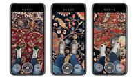 Dengan Augmented Reality, Gucci hadirkan pengalaman berbelanja yang lebih pasti