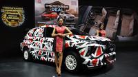 Tampilan Gahar Konsep Mitsubishi Xpander AP4 Bergaya Reli (Arief A / Liputan6.com)