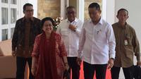 Ketua Dewan Pengarah Badan Pembinaan Ideologi Pancasila (BPIP) Megawati Soekarnoputri.
