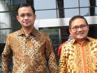 Ekspresi Wali Kota dan Wakil Wali Kota Gorontalo Usai Lapor LHKPN