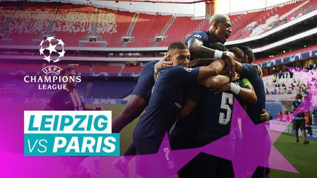 Berita video peluang-peluang, termasuk yang diciptakan Neymar, dan gol-gol yang terjadi ketika PSG menaklukkan RB Leipzig 3-0 pada semifinal Liga Champions 2019/2020, Rabu (19/8/2020) dinihari WIB.