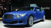 Bentley GT Speed (AFP Photo/Stan Honda)