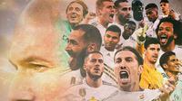 Real Madrid (Bola.com/Adreanus Titus)