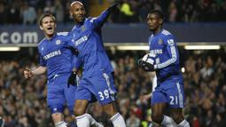 2. Nicolas Anelka (Arsenal, Liverpool, Manchester City, Bolton dan Chelsea) - 126 gol. (AFP/Ian Kington)