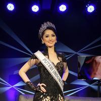 Sonia Fergina Citra, Puteri Indonesia 2018. (Deki Prayoga/Bintang.com)