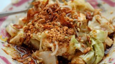 Kupat Tahu Dompleng, Makanan Lezat Khas Magelang