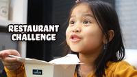 Senja Firsta tantang ibunya masak