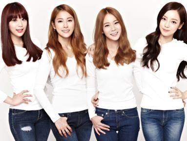 Tahun 2016 seakan menjadi tahun yang menyakitkan bagi para penggemar musik K-pop. Lantaran di tahun 2016, banyak sekali grup yang bubar, salah satunya adalah Kara. (Foto: Soompi.com)
