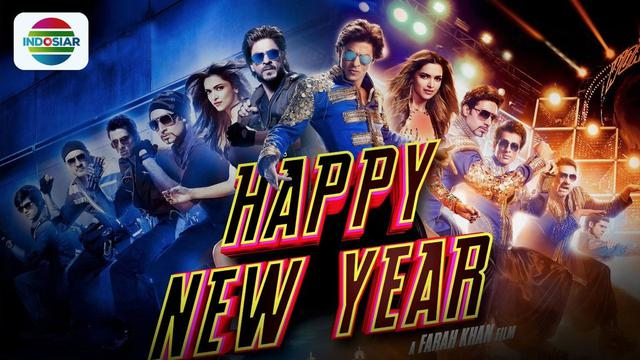 Happy New Year Film India 17