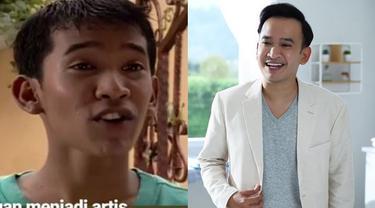 6 Potret Lawas Ruben Onsu di Awal Karier, Perubahannya Drastis