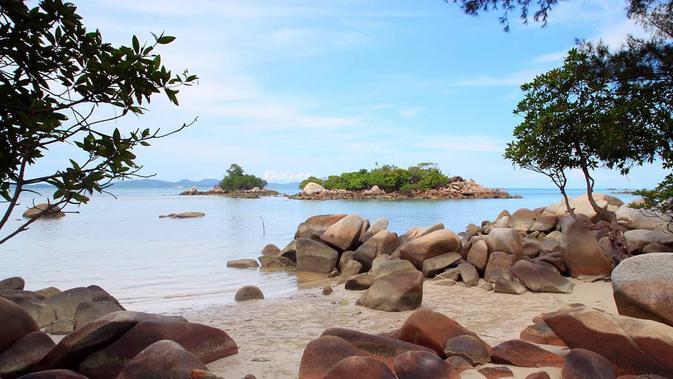 5 Tempat Wisata Populer Bangka Selatan Negeri Junjung Besaoh Lifestyle Liputan6 Com