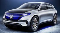 Mercedes-benz Siap Produksi Mobil Listrik (Foto:Motor1)